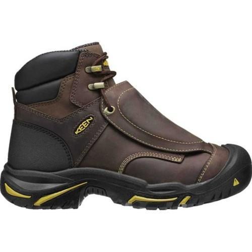 41dba295c0 ... Thumbnail Men's Keen Utility Mt Vernon 6in MET Steel Toe Work Boot  ...
