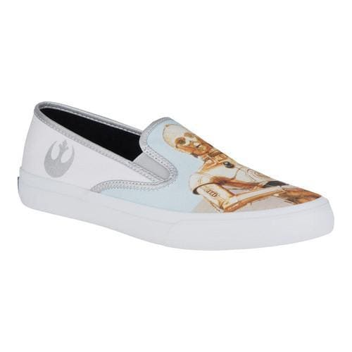 Men's Sperry Top-Sider Cloud S/O Loafer White Multi