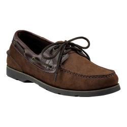 Men's Sperry Top-Sider Leeward 2-Eye Brown Buc/Brown