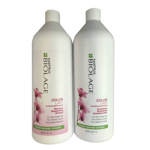 Matrix Biolage ColorLast Shampoo/Conditioner Duo (33.8 oz.)