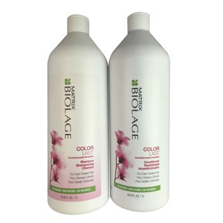 Matrix Biolage ColorLast 33.8-ounce Shampoo & Conditioner Duo