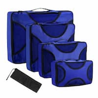 5Pcs Set Premium Nylon Packing Cubes Multi-Purpose Packing Cube