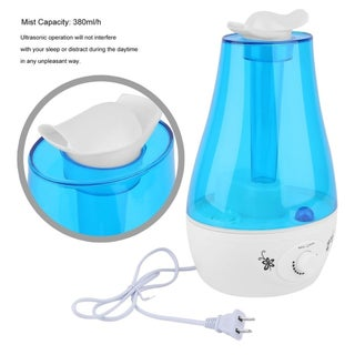 Ultrasonic Humidifier Aromatherapy Electric Aroma Diffuser Portable