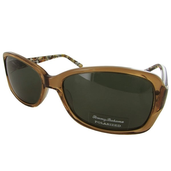 f5f4466d4fe Tommy Bahama Womens Grin And Barefoot TB7048 Polarized Sunglasses