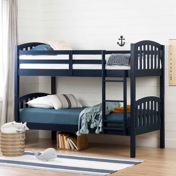 South Shore Aviron Solid Wood Bunk Beds