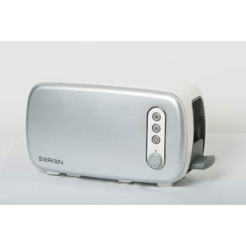 Seren Toaster-Main unit plus Silver/Chrome Panel