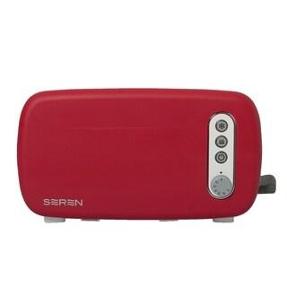 Seren Toaster-Main unit plus Red Panel