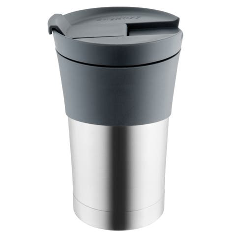 Essentials 18/10 SS Travel Mug 0.35qt