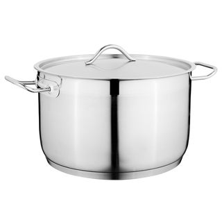 """Link to Hotel 18/10 SS Cov Casserole 9.5"""", 6.4qts Similar Items in Cookware"""