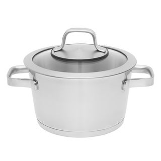 """Link to Essentials Manhattan 18/10 SS Cov Casserole 7"""", 2.5qt Similar Items in Cookware"""