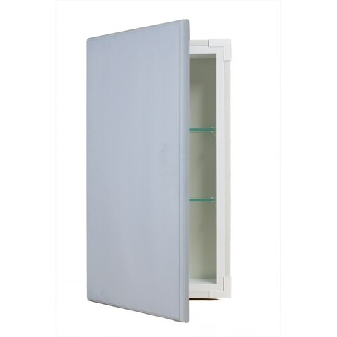 3.5 Inch Deep Frameless Recessed Bathroom Medicine Cabinet