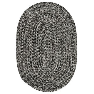 Colonial Mills Cameron Tweed Stonewashed Braided Area Rug (12' x 15')