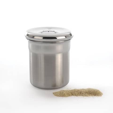 Essentials Salt Cellar, SS