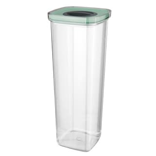 Leo Smart Tall Seal Food Container XL, Green