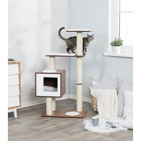 TRIXIE Avoca Wooden Cat Tree