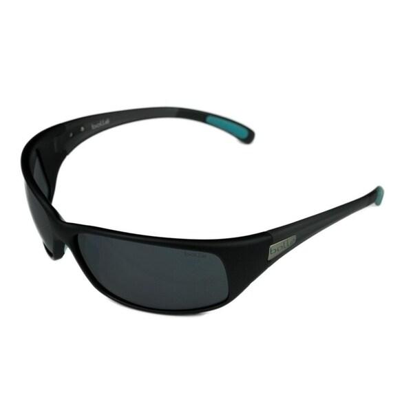 11fbf2b4de6 Bolle Mens Sport Recoil Matte Grey Mint w  TNS Gun Lens Sunglasses - Grey
