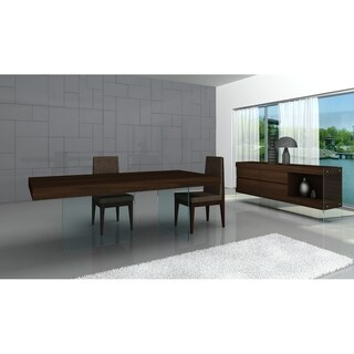 CE Float Dining Table - Brown