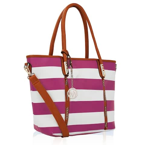 824c746604c Buy Purple Tote Bags Online at Overstock | Our Best Shop By Style Deals