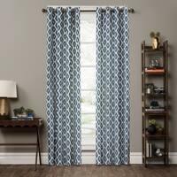 P Kaufmann Home Diwali Ikat Curtain Panel