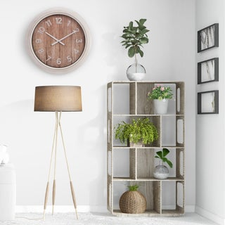 22 Inch Rustic Wall Clock