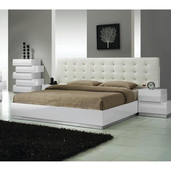 Shop Best Master Furniture Spain Platform Bed