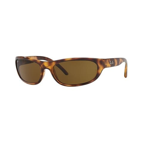 Ray-Ban RB4033 Predator Tortoise Frame Brown Classic 60mm Lens Sunglasses