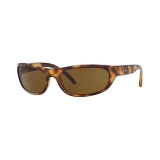 Ray-Ban RB4033 Predator Tortoise Frame Brown Classic 60mm Lens Sunglasses