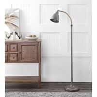 Safavieh Lighting 60-inch Naldo Floor Lamp - Grey