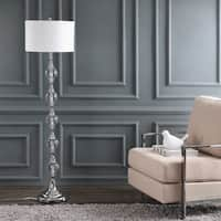 Safavieh Lighting 60-inch Lucida Floor Lamp - Charcoal