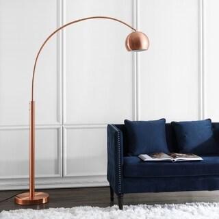 Safavieh Lighting 70-inch Sade Floor Lamp - Copper