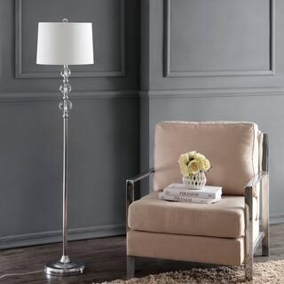 Buy crystal floor lamps online at overstock our best lighting safavieh lighting 61 inch venezia floor lamp crystal aloadofball Choice Image