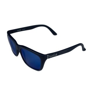 Bolle 527 Navy Silver w/ Polarized Offshore Blue Lens Sunglasses