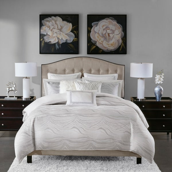 Shop Madison Park Signature Hollywood Glam 8 Piece Queen
