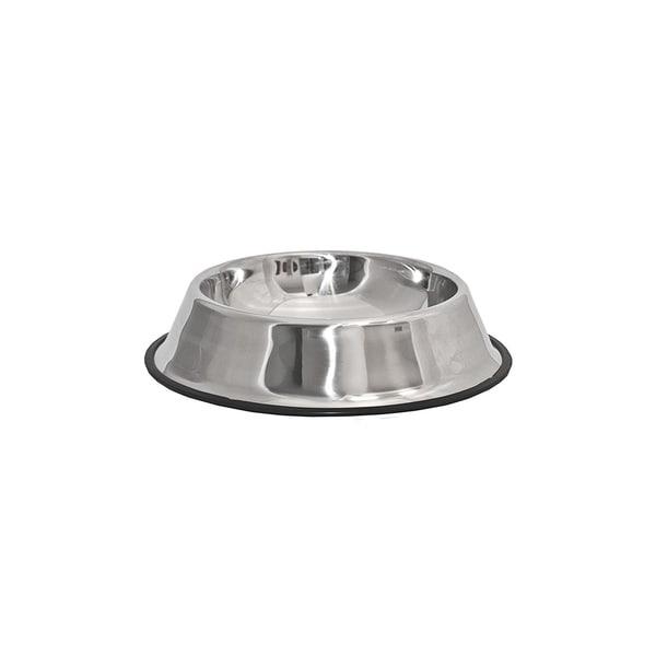 ALEKOL Large Stainless Steel Pet Dog Food Bowl