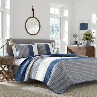 Link to Nautica Swale Quilt Similar Items in Quilts & Coverlets
