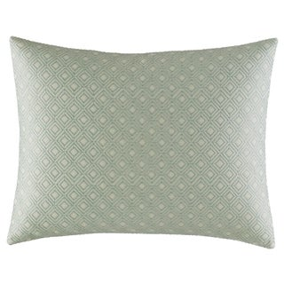 Tommy Bahama Abacos Embroidered Geo Throw Pillow