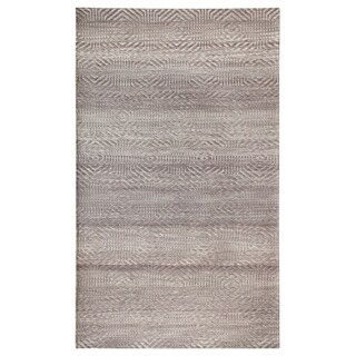 Augur Grey Indoor/Outdoor Area Rug - 2' x 4'