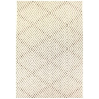 Lanai Geometric Indoor/Outdoor Area Rug - 6.7x9.6