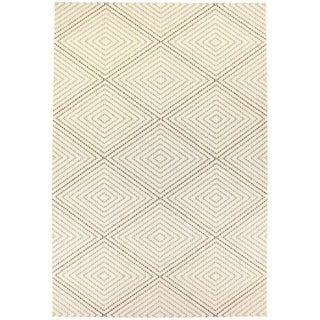 Lanai Geometric Indoor/Outdoor Area Rug - 5.3x7.7