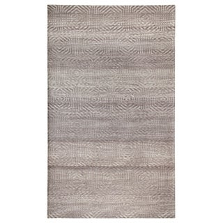 Dynamic Textiles Augur Handmade Grey Indoor/Outdoor Area Rug - 8' x 11'