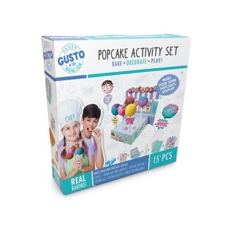 Link to Gusto Popcake Activity Set - Bake, Decorate, Play Similar Items in Pretend Play
