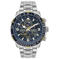 Citizen Men's JY8078-52L Eco-Drive Blue Angels Skyhawk A-T Watch - N/A - N/A