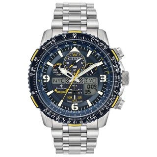 Citizen Men's JY8078-52L Eco-Drive Blue Angels Skyhawk A-T Watch