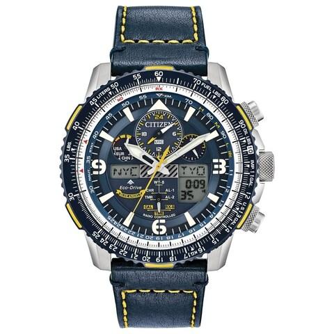 Citizen Men's Eco-Drive Blue Angels Skyhawk A-T Watch