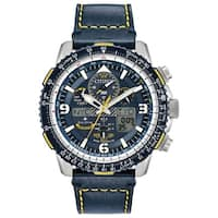Citizen Men's JY8078-01L Eco-Drive Blue Angels Skyhawk A-T Watch