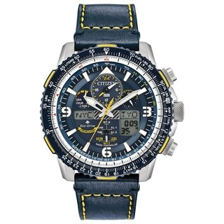 Citizen Men's Eco-Drive Blue Angels Skyhawk A-T Watch