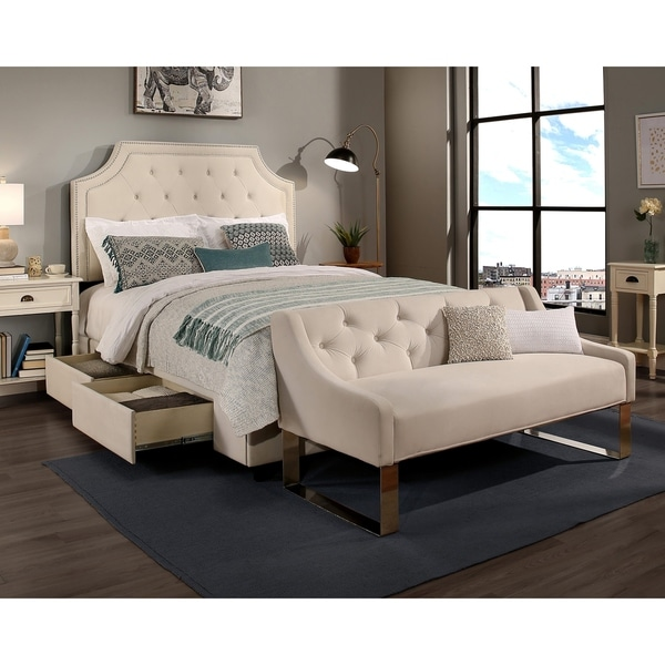 Sofa Bed With Storage For Sale: Shop Republic Design House Steel-Core Audrey Storage Bed