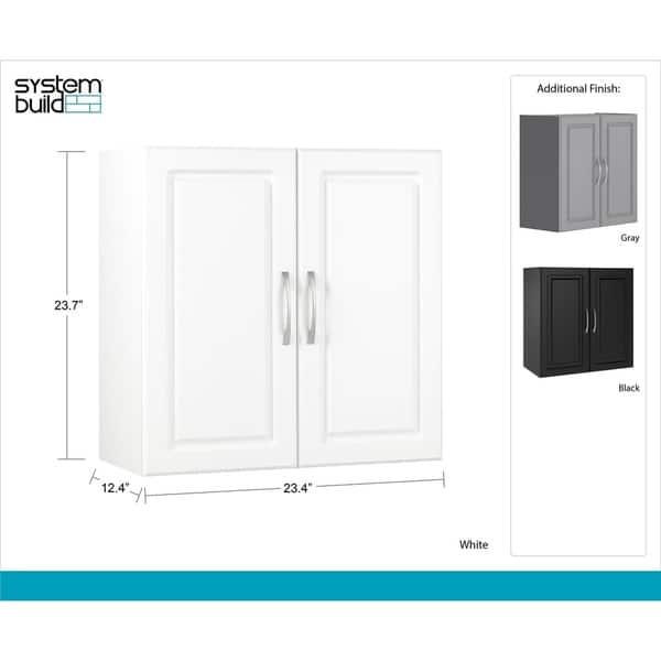 Shop Avenue Greene Baldwin 24 Inch Utility Wall Cabinet On Sale