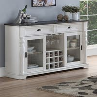 Jillian Farmhouse Two-Tone Server by Greyson Living