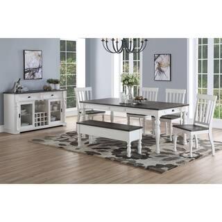 Buy 6-Piece Sets Kitchen & Dining Room Sets Online at ...